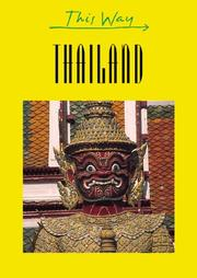 This Way Thailand (This Way Guide) PDF