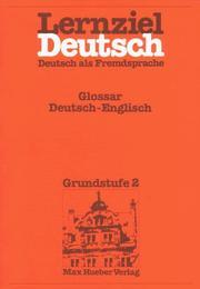 Lernziel Deutsch - Level 2 PDF