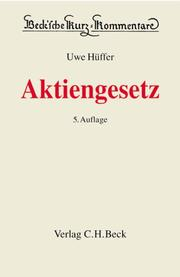 Aktiengesetz by Germany