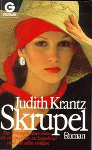 Scruples by Judith Krantz