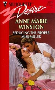 Seducing The Proper Miss Miller PDF
