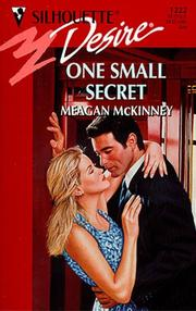 Cover of: One Small Secret by Meagan McKinney