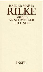 Briefe an Schweizer Freunde PDF