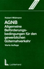 AGNB by Hubert Widmann