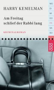 Am Freitag schlief der Rabbi lang. Kriminalroman.