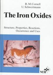 The iron oxides by R. M. Cornell