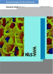Tissue, Cell and Organ Engineering (Nanotechnologies for the Life Sciences) PDF