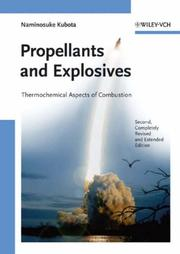 Propellants and Explosives by Naminosuke Kubota