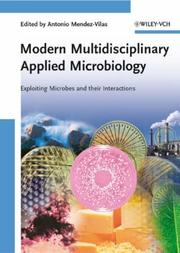 Modern Multidisciplinary Applied Microbiology PDF