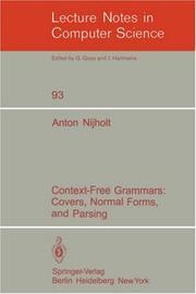 Context-free grammars PDF