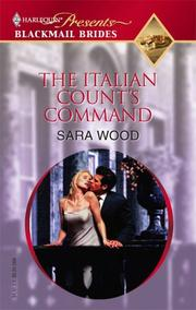 The Italian Count's Command (Promotional Presents: Blackmail Brides) PDF