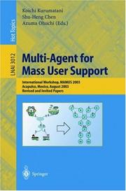 Multi-agent for mass user support PDF