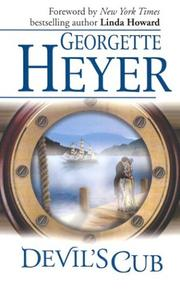 Cover of: Devil's Cub by Georgette Heyer