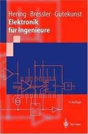 Elektronik für Ingenieure (Springer-Lehrbuch)