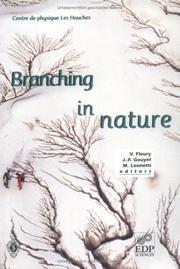 Branching in Nature PDF