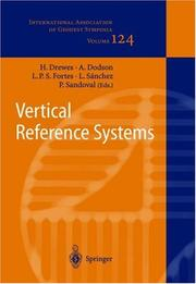 Vertical reference systems PDF