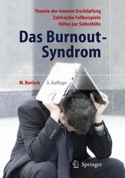 Das Burnout-Syndrom by Matthias Burisch