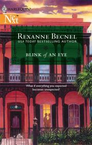Blink Of An Eye PDF