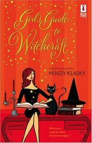 Cover of: Girl's Guide To Witchcraft (Red Dress Ink) by Mindy Klasky, Mindy L. Klasky