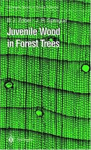 Juvenile wood in forest trees PDF