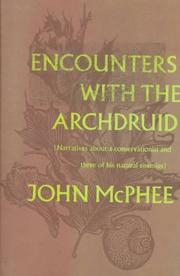 Encounters with the archdruid PDF