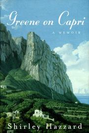 Greene on Capri by Shirley Hazzard