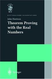Theorem proving with the real numbers PDF