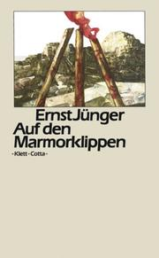 Auf den Marmorklippen by Ernst Jnger