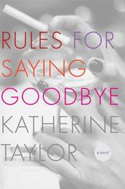 Rules for Saying Goodbye PDF