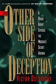 The Other Side of Deception by Victor Ostrovsky