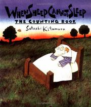 When Sheep Cannot Sleep by Kitamura, Satoshi.