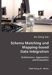 Schema Matching and Mapping-based Data Integration PDF