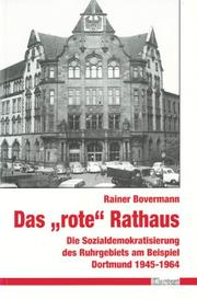 Das &quot;rote&quot; Rathaus by Rainer Bovermann