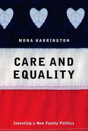 Care and equality PDF