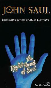 Cover of: Right Hand of Evil by John Saul