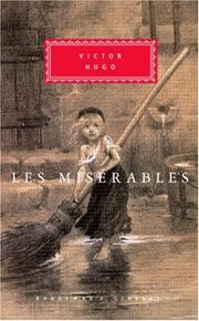 Les Misérables. Victor Hugo.