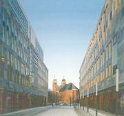 Bolles + Wilson Landeszentralbank, Magdeburg