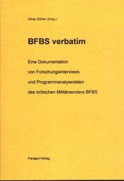 BFBS Verbatim