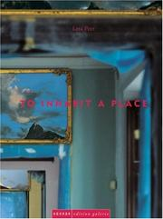 To Inhabit a Place PDF