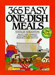 365 Easy One Dish Meals Anniversary Edition PDF