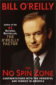 Cover of: The no spin zone by Bill O&#39;Reilly