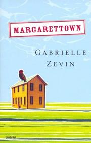 Cover of: Margarettown by Gabrielle Zevin