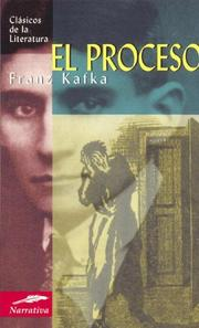 Cover of: El Proceso by Franz Kafka