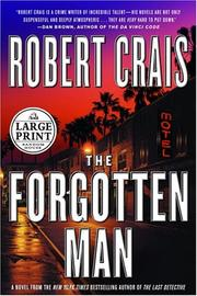 The Forgotten Man by Robert Crais, Robert Crais