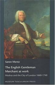 The English gentleman merchant at work by Søren Mentz