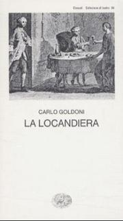 La locandiera by Goldoni