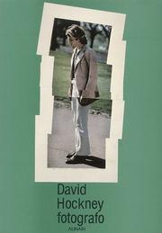 David Hockney fotografo.
