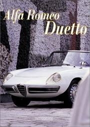 Alfa Romeo Duetto by Giancenzo Madaro