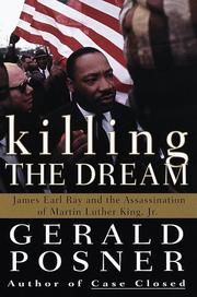Killing the dream by Gerald L. Posner