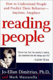 Reading people PDF
